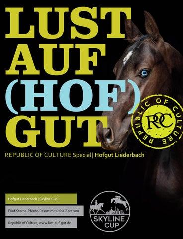 LUST AUF GUT Magazin | Special: Hofgut Liederbach