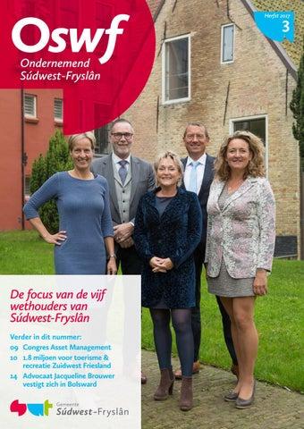 Ondernemend Súdwest-Fryslân oktober 2017