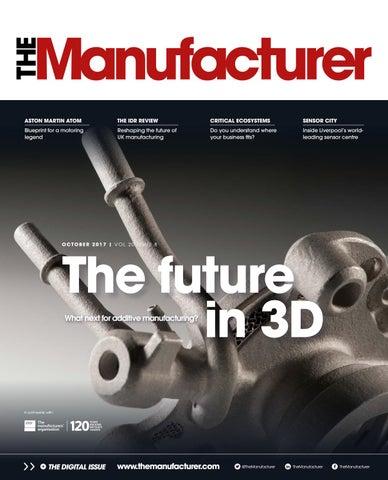 The Manufacturer October 2017