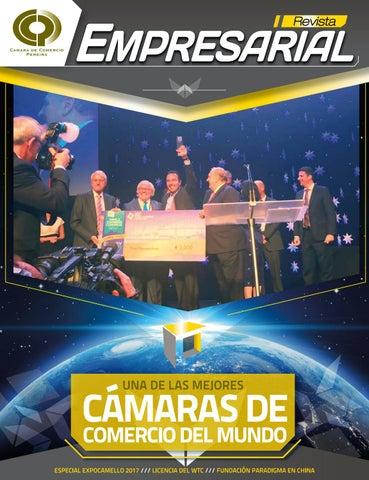 Revista Empresarial Tercer Trimestre 2017