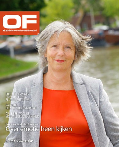 Ondernemend Friesland editie 6 oktober 2017