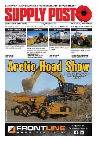 Supply Post Eastern Cover - November 2017