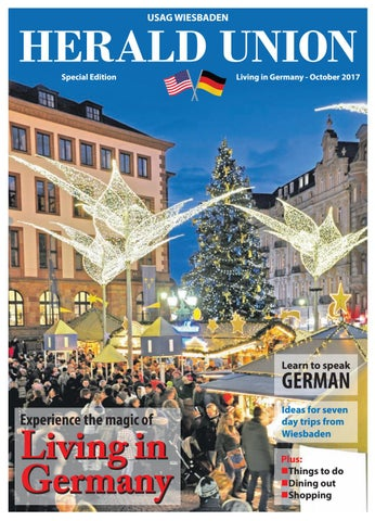 Herald Union - Special Edition - Living in Germany - October 2017