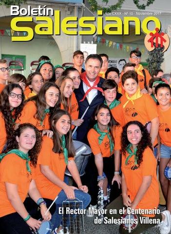 Boletin Salesiano Noviembre 2017
