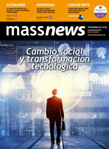 Massnews noviembre 2017 on Issuu
