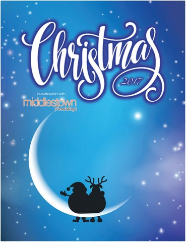 Front Cover Image for Christmas Magazine 2017