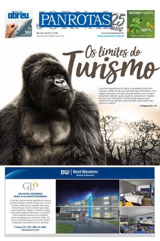 Quinta capa - Jornal PANROTAS 1.295