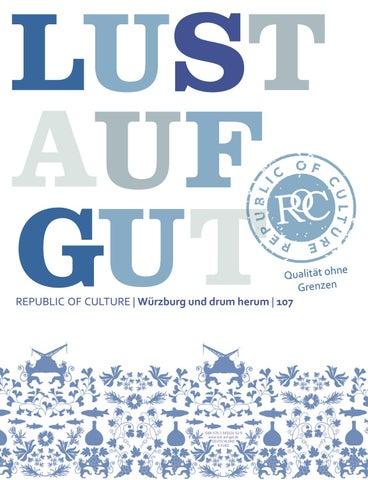 LUST AUF GUT Magazin | Würzburg Nr. 107