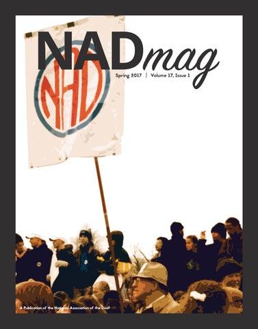NADmag 2017 Vol. 16 Iss. 1