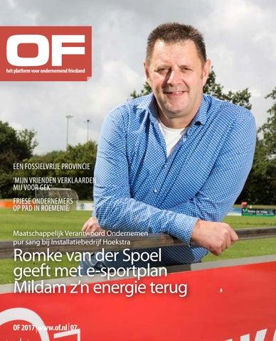 Ondernemend Friesland editie 6 november 2017