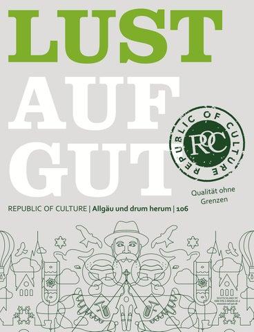 LUST AUF GUT Magazin | Allgäu Nr. 106