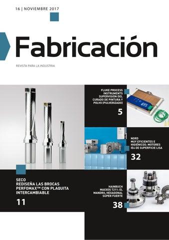 Revista Fabricación 16