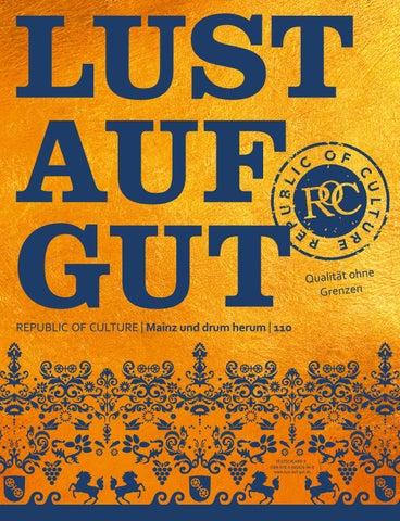LUST AUF GUT Magazin | Mainz Nr. 110