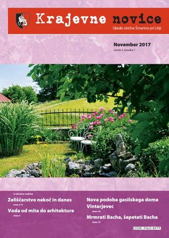 Krajevne novice november 2017 (Letnik 2, številka 7)