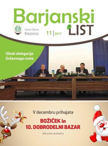 Barjanski list november 2017