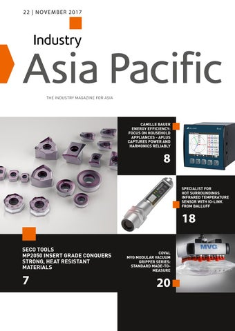 Industry Asia Pacific  22