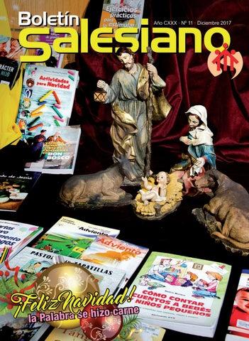 Boletin Salesiano Diciembre 2017