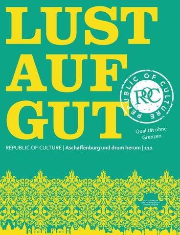 LUST AUF GUT Magazin | Aschaffenburg Nr. 111