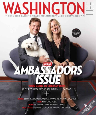ca669535e9 Washington Life Magazine - October 2017