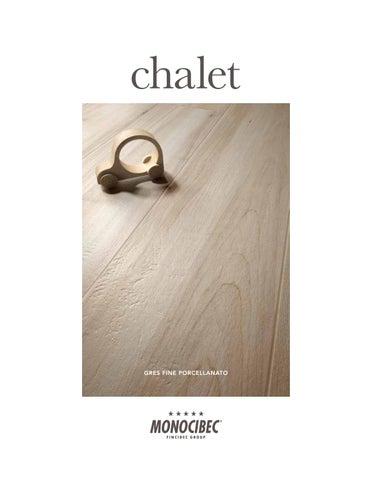 Monocibec - Chalet