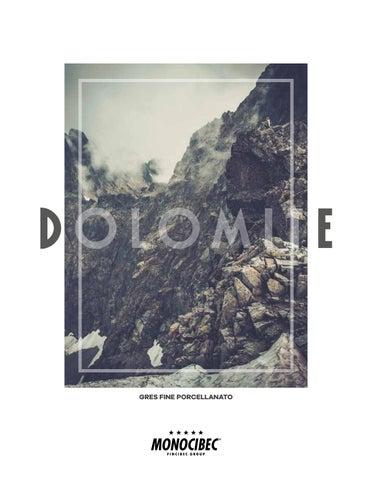 Monocibec - Dolomite