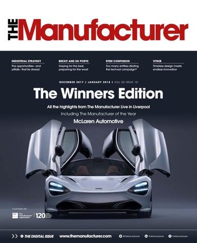 The Manufacturer Dec-Jan 2017/18