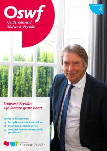 Ondernemend Súdwest-Fryslân december 2017
