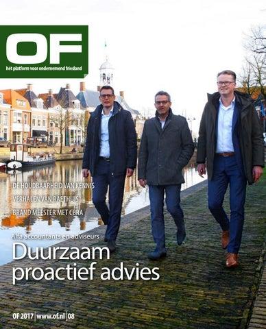 Ondernemend Friesland editie 8 december 2017