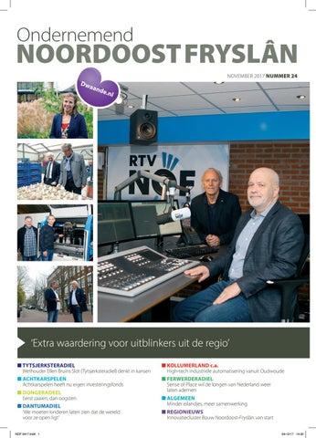 Ondernemend Noordoost Fryslân december 2017