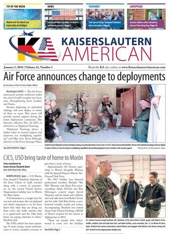 Kaiserslautern American, Jan. 5, 2018