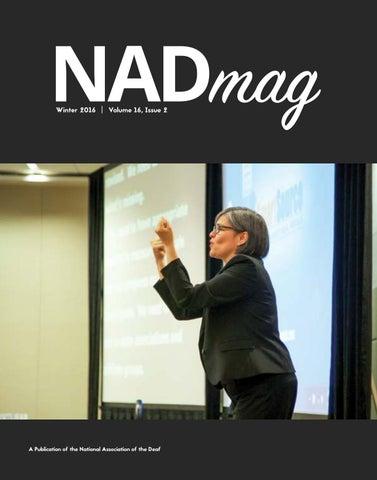 NADmag 2016 Vol. 16 Iss. 2