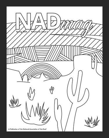 NADmag 2016 Vol. 16, Iss. 1