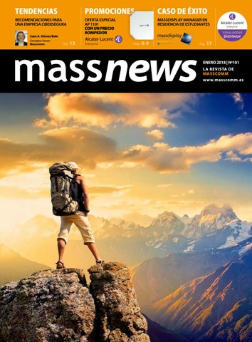 Massnews enero 2018 on Issuu