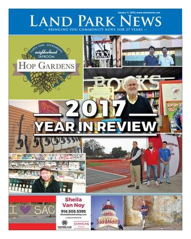 Land Park News