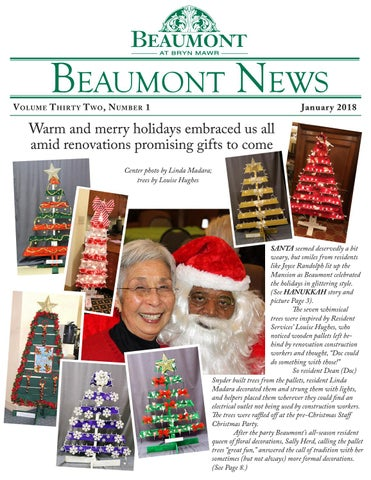 Beaumont News January 2018