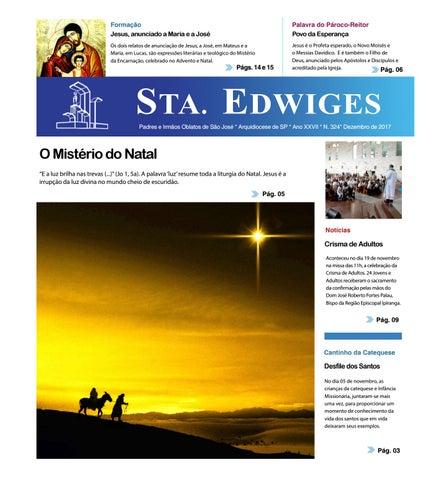 [Jornal Sta. Edwiges (Dezembro/2017)]