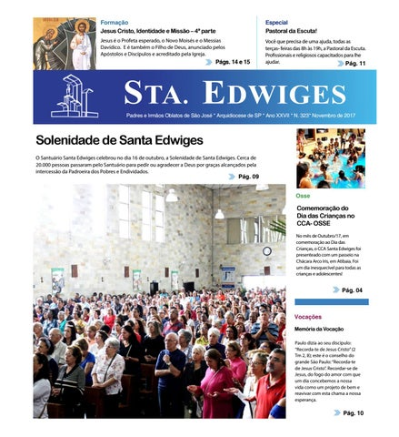 [Jornal Sta. Edwiges (Novembro/2017)]