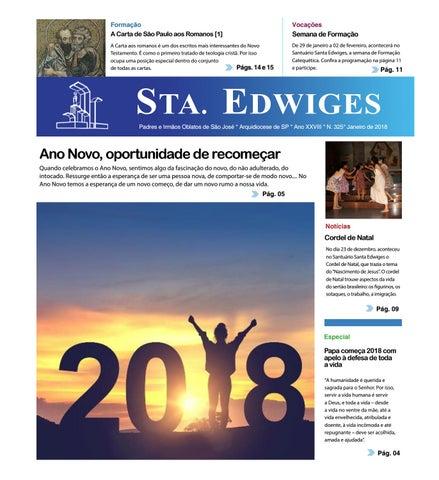 [Jornal Sta. Edwiges (Janeiro/2018)]