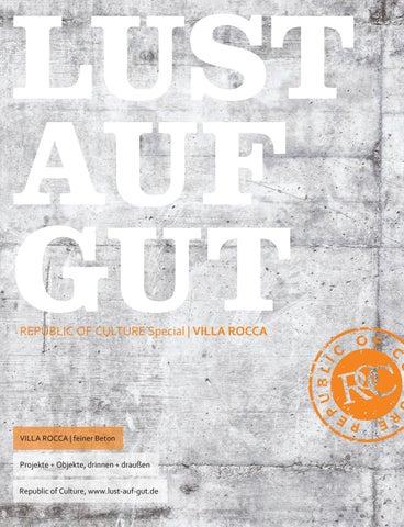 LUST AUF GUT Magazin | Special: Villa Rocca