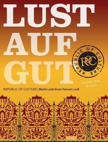 LUST AUF GUT Magazin | Berlin Nr. 108