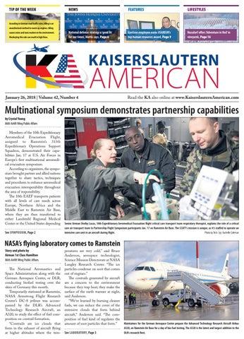 Kaiserslautern American, Jan. 26, 2018