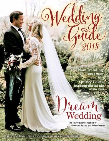 2018 Wedding Guide