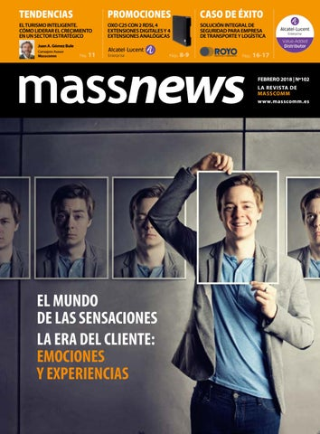 Massnews febrero 2018 on Issuu