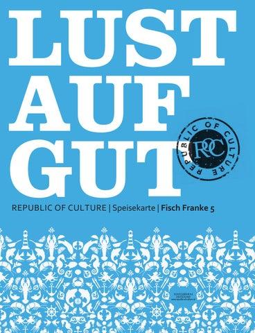 LUST AUF GUT Magazin | Special: Fisch Franke Nr. 5