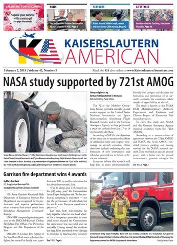 Kaiserslautern American, Feb. 2, 2018