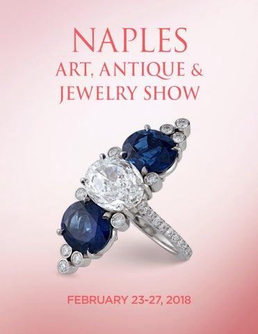 Naples Art Antique Jewelry Show 2018