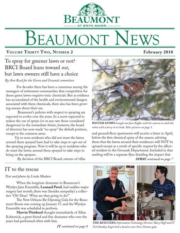 Beaumont News February 2018