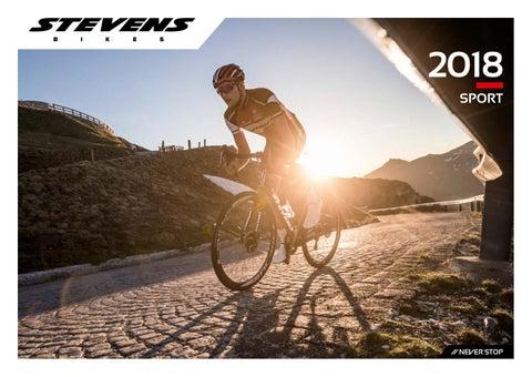 Stevens Sport 2018