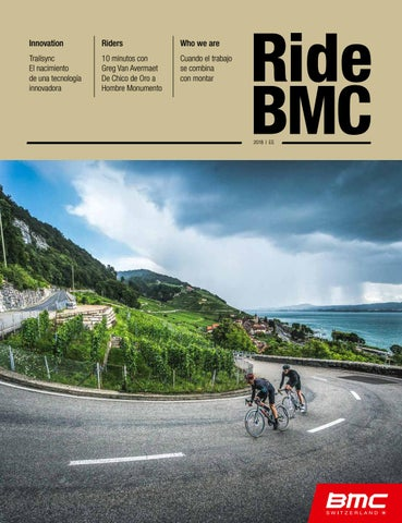 BMC Bikes 2018