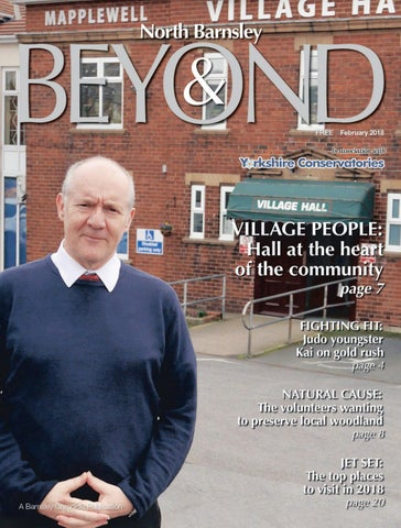 Front Cover Image for North Barnsley & Beyond february 2018